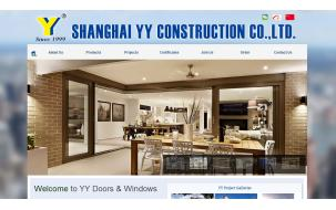 SHANGHAI YY CONSTRUCTION CO.,LTD