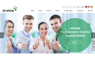 Arshine Pharmaceutical  Co., Ltd