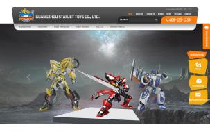 Guangzhou city star jay toys co., LTD.